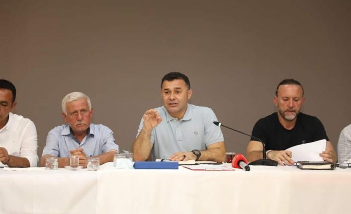 Başkan Yücel'den Alanya'nın 2 projesi için flaş açıklama