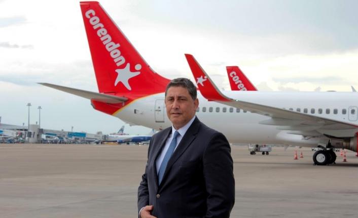 Corendon Airlines'dan 15 yeni rota