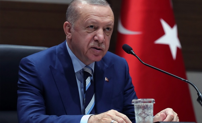 Cumhurbaşkanı Erdoğan afet bölgesinde yapılacak yardımları açıkladı