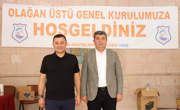 Kestelspor'un yeni yönetimi belli oldu