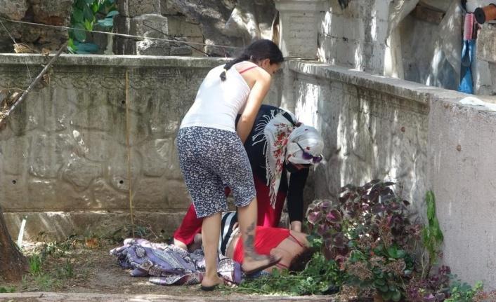Kömürlükte battaniyeye sarılı uyuyan gizemli kadın polisi alarma geçirdi
