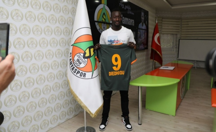Senegalli golcü Alanyaspor'da