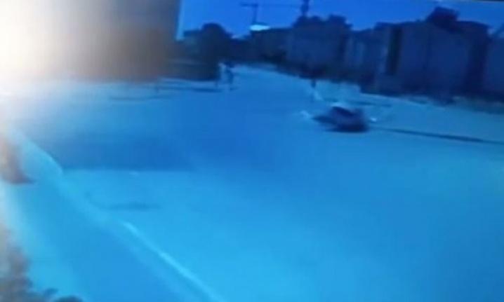 15 yaşındaki çocuğun öldüğü kaza güvenli kamerasında