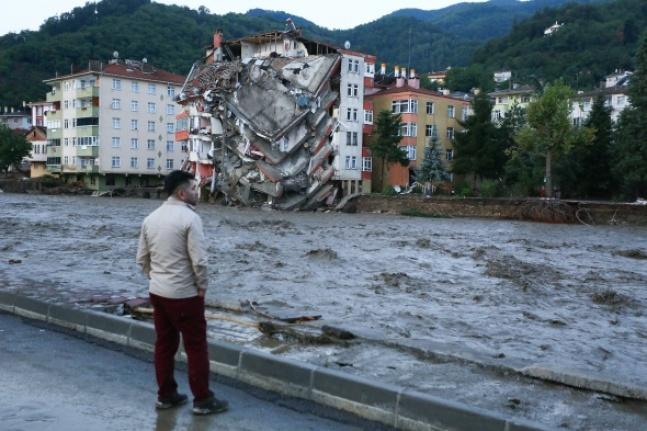 AFAD: 'Kastamonu'da sel sularına kapılan 4 kişi hayatını kaybetti'