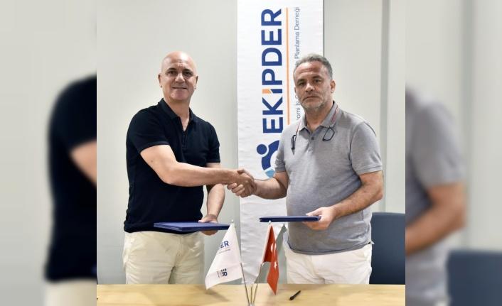 Antalya OSB ile EKİPDER arasında işbirliği protokolü