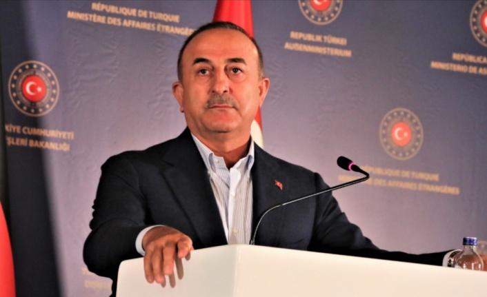 Bakan Çavuşoğlu'ndan Antalya'dan önemli mesajlar