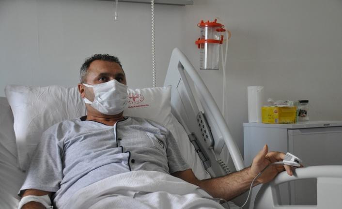 Covid-19 hastasının büyük pişmanlığı: 'Keşke aşı olsaydım'