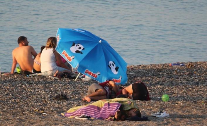 Dünyaca ünlü sahil açık hava oteline döndü