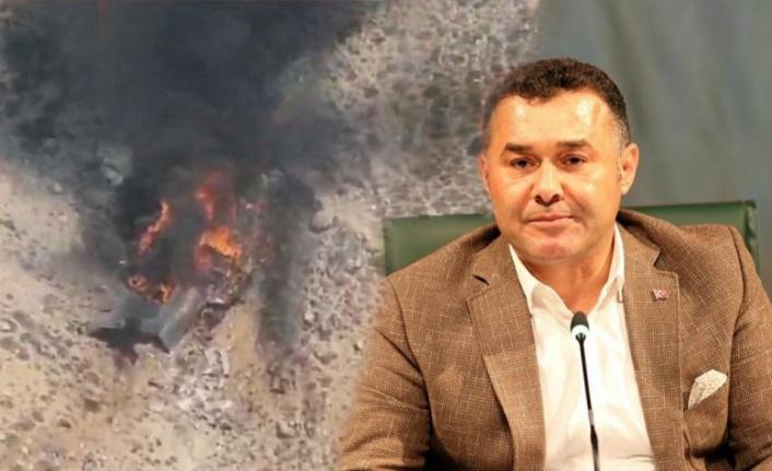 Düşen Rus uçağı Alanya yangınında da görev almış