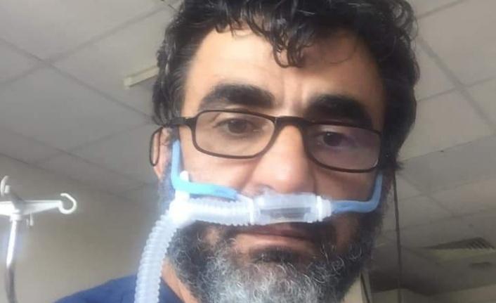 'Hastaneden sağ çıkarsam, aşı karşıtı düşmanımdır'