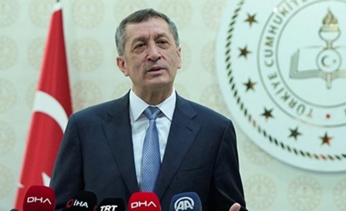 İstifa eden MEB Bakanı Selçuk'tan açıklama var