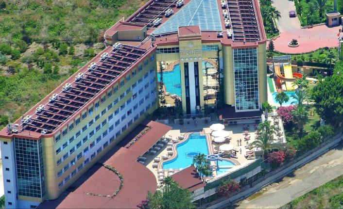 Kırbıyık Resort Otel'de 3 gözaltı