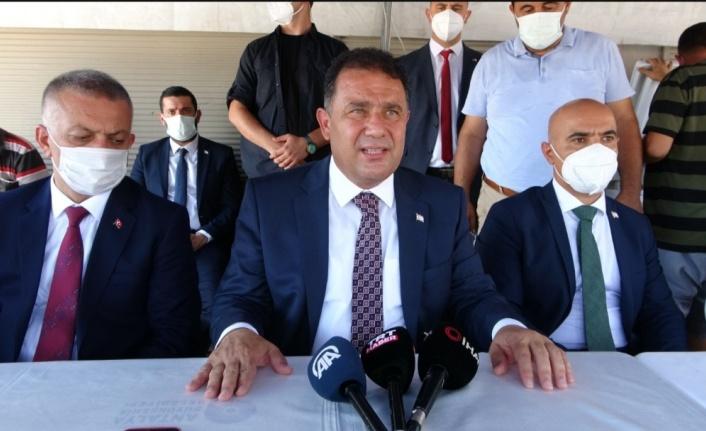 KKTC'den Manavgat'a 17 milyonluk katkı