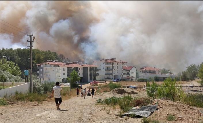Manavgat yangını kontrol altına alındı