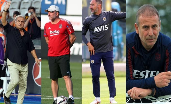 Süper Lig'de 20 takımın 18'i yerli teknik adamla lige başlayacak