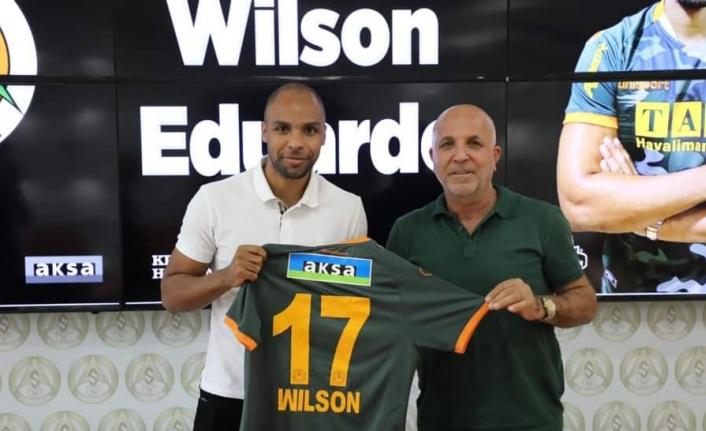 Wilson Eduardo Alanyaspor'da