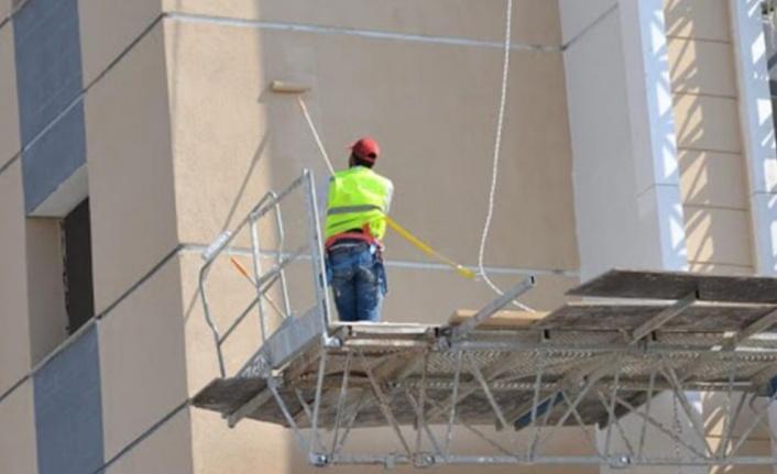 Alanya'da feci iş kazası! 2 işçi yaralandı