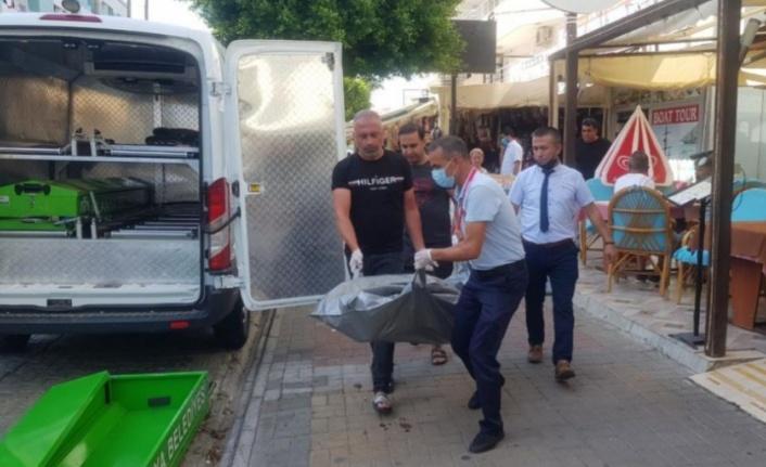 Alanya'da intihar eden vatandaşın kimliği belli oldu