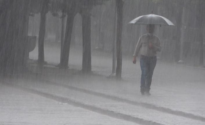 Alanya dikkat! Meteoroloji'den sağanak yağış uyarısı