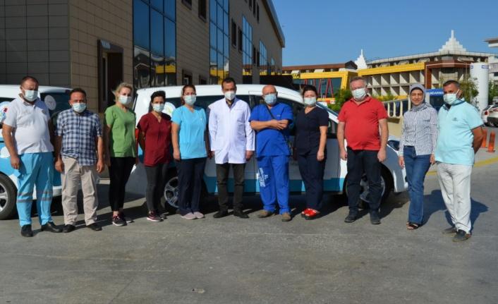 Alanyalı sağlık çalışanlarına müjde