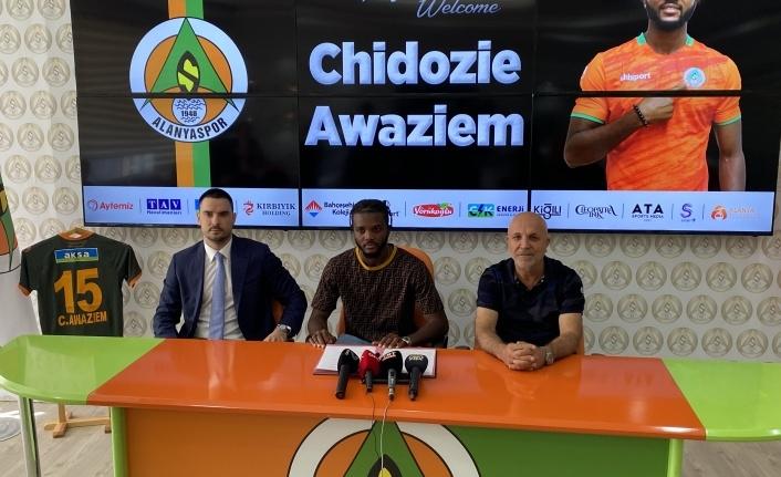 Alanyaspor Chidozie Awaziem ile imzaladı