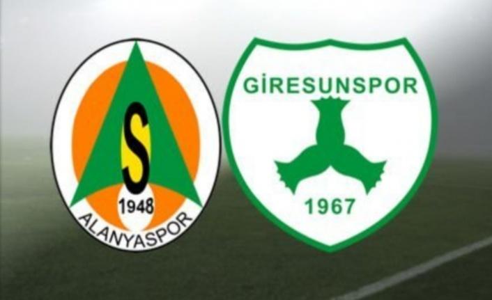 Alanyaspor Giresunspor maçının biletleri satışa çıktı