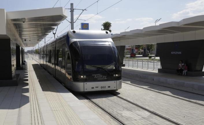 Antalya'da toplu ulaşıma yüzde 12 zam