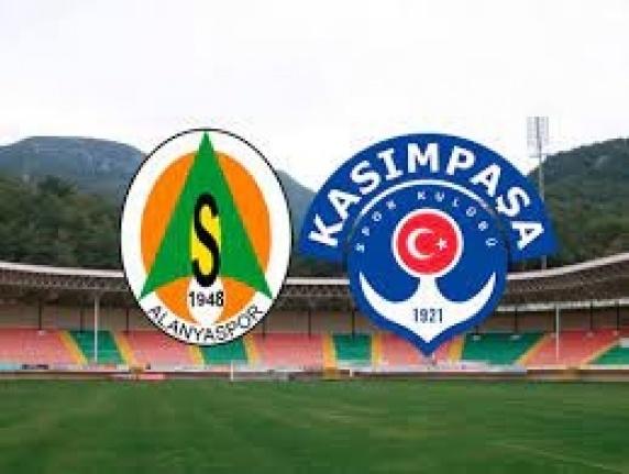 Aytemiz Alanyaspor, Kasımpaşa A.Ş maçı biletleri satışa çıktı
