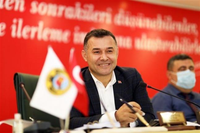 Başkan Yücel:' Etüt merkezimiz 4 Ekim'de hizmete açılıyor'
