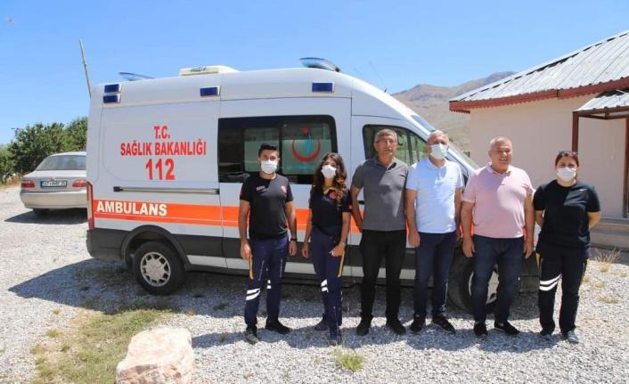 Batı Alanya'nın yaylaları ambulans istiyor