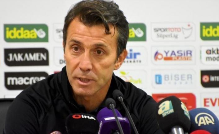 Bülent Korkmaz'dan Trabzonspor maçı değerlendirmesi