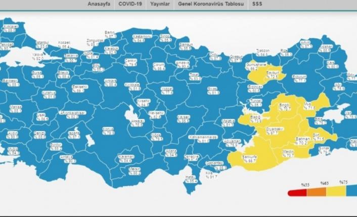 İşte Antalya'nın son aşı durumu