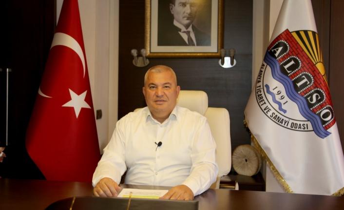 Şahin'den Alanya'nın yurt sorununa çözüm önerileri