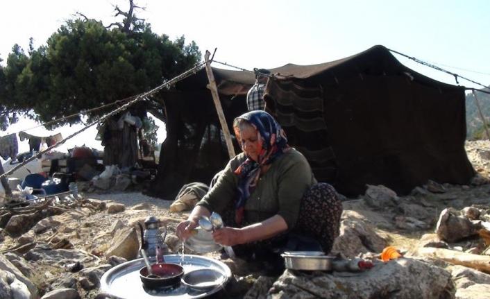 Sarıkeçili yörüklerinin bin yıllık göçerlik geleneği