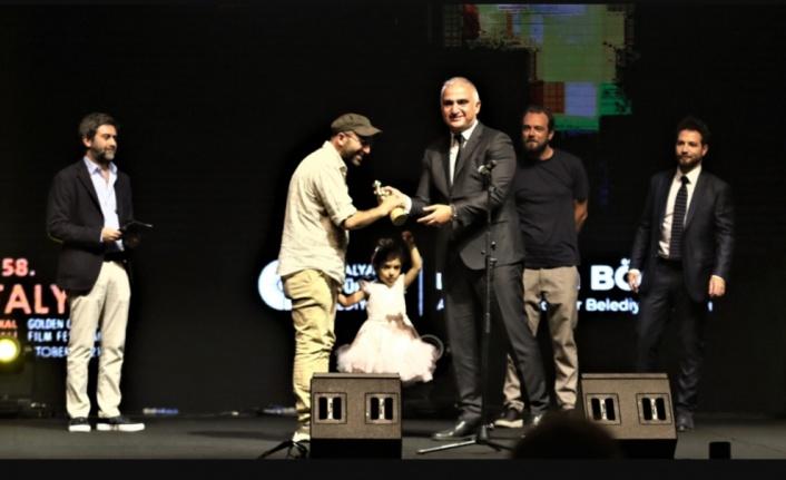 58. Antalya Altın Portakal ödülleri sahiplerini buldu