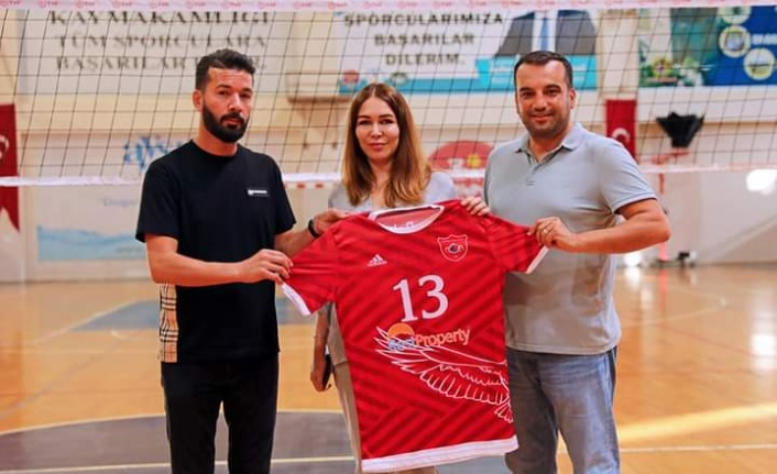 Alanya Belediyespor'a yeni isim sponsoru