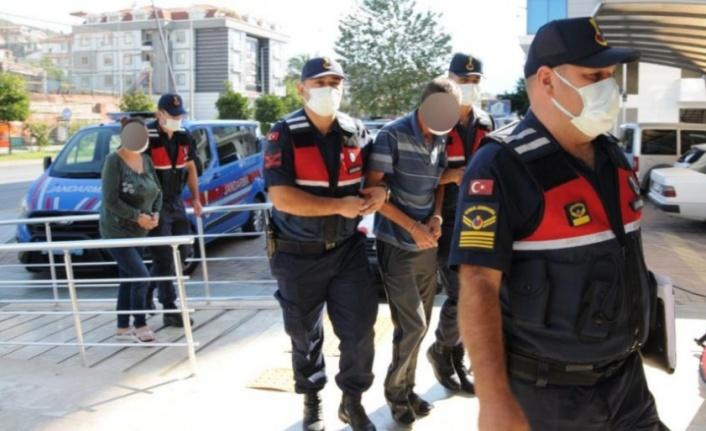 Alanya'da fuhuş operasyonu: 2 gözaltı var