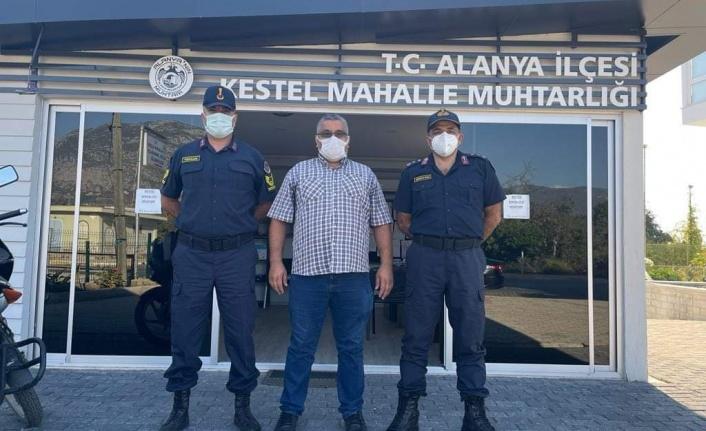 Alanya'da muz ve avakado hırsızlarına karşı özel ekip