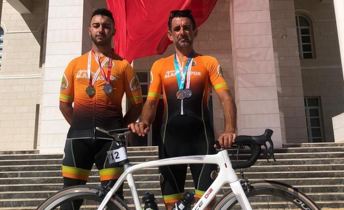 Alanyaspor'a çifte madalya