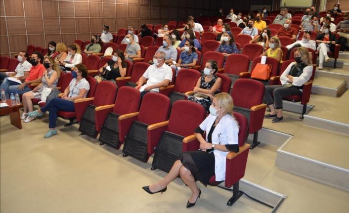 ALKÜ EAH'den okul yöneticilerine diyabet eğitimi