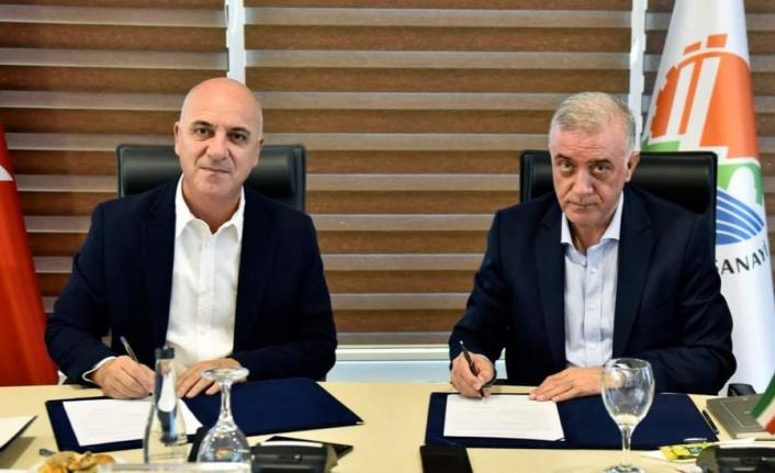 Antalya OSB sanayicilerine yeni ihracaat kapıları
