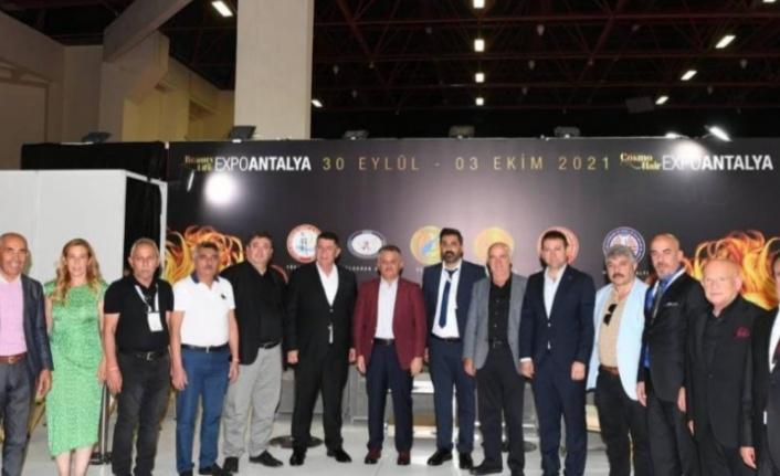 'Antalya, turizmin olduğu kadar fuarcılığın da başkenti'