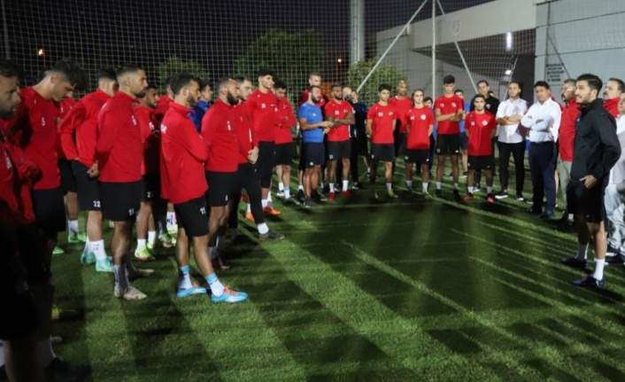 Antalyaspor Nuri Şahin'e emanet