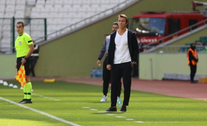 Bülent Korkmaz'dan Konyaspor maçı değerlendirmesi