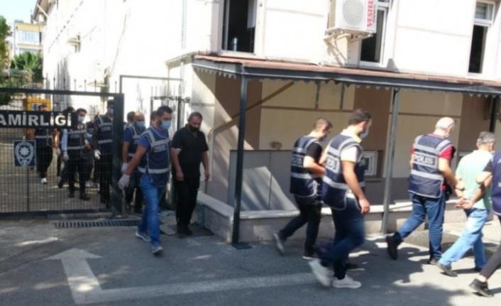 Çeşitli suçlardan aranan 18 kişi yakalandı