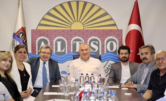 Gelecek Partisi Genel Başkan Yardımcısı Alanya'da