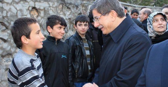 Bakan Davutoğlu'nu Şaşırtan Soru