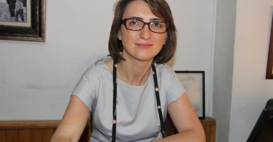 """Prof. Özge: 'ne Olur Mersinliler Bu Projeye Sahip Çıksın"""""""