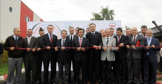 Tedarik Zinciri Akredite Test Ve Ar-ge Merkezi Açıldı