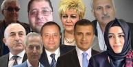 AKP'NİN MİLLETVEKİLİ ADAY ANKETİNDE SON DURUM